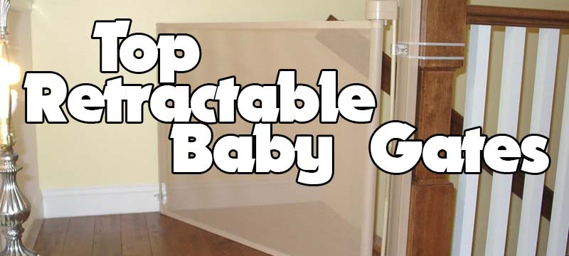 Top 5 Best Retractable Baby Gates 2019 Reviews