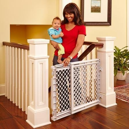 Regalo Extra Tall Baby Gate Review You