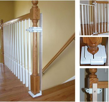 Top 4 Baby Gate Banister Adapter Kit 2018 Reviews