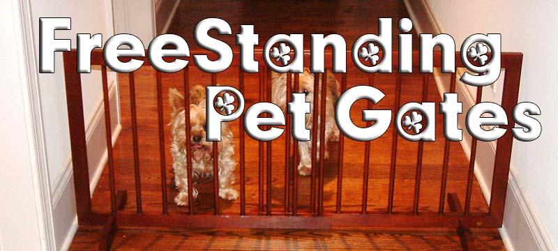 Top 5 Freestanding Pet Gate For Open Floor Concept 2018 Reviews