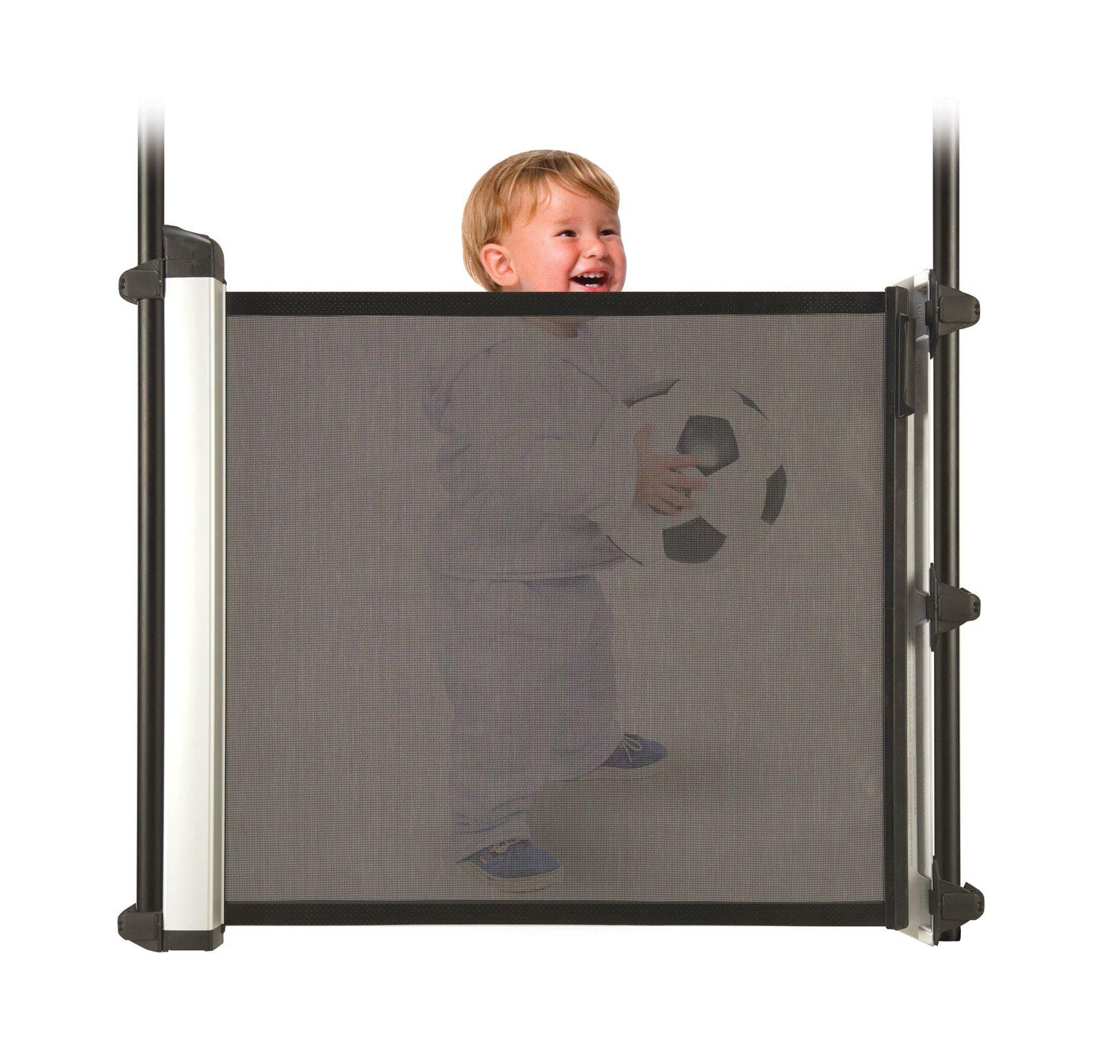 top 5 best retractable baby gates 2017 reviews petandbabygates