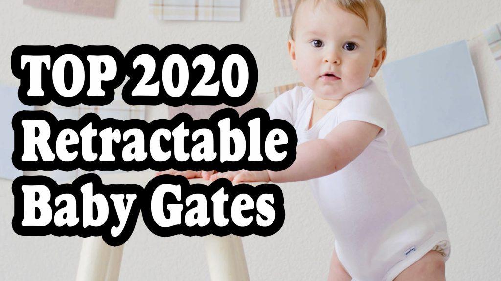 Top 5 Retractable Baby gates of 2020